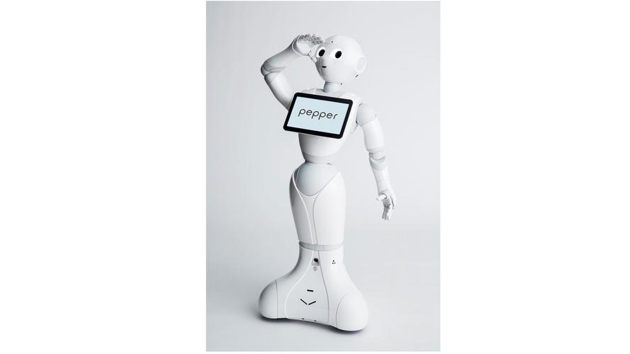 Renault müşterilerini robotla karşılayacak