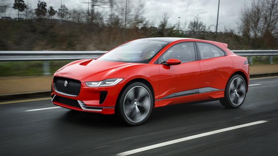 Le Jaguar I-Pace serait-il plus rapide qu'un Tesla Model X ?