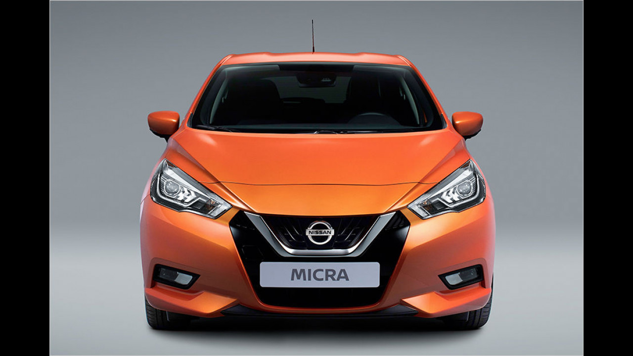 Nissan Micra: Einführungsangebot