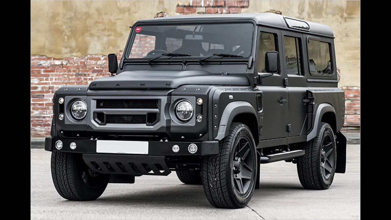 Land Rover Defender von Kahn Design
