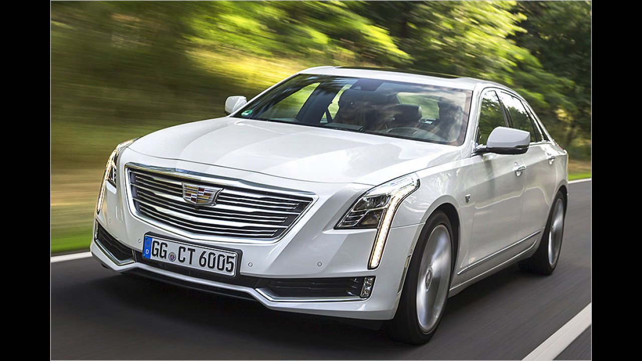 Top: Cadillac CT6