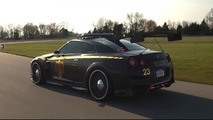 Nissan GT-R Police Pursuit 23