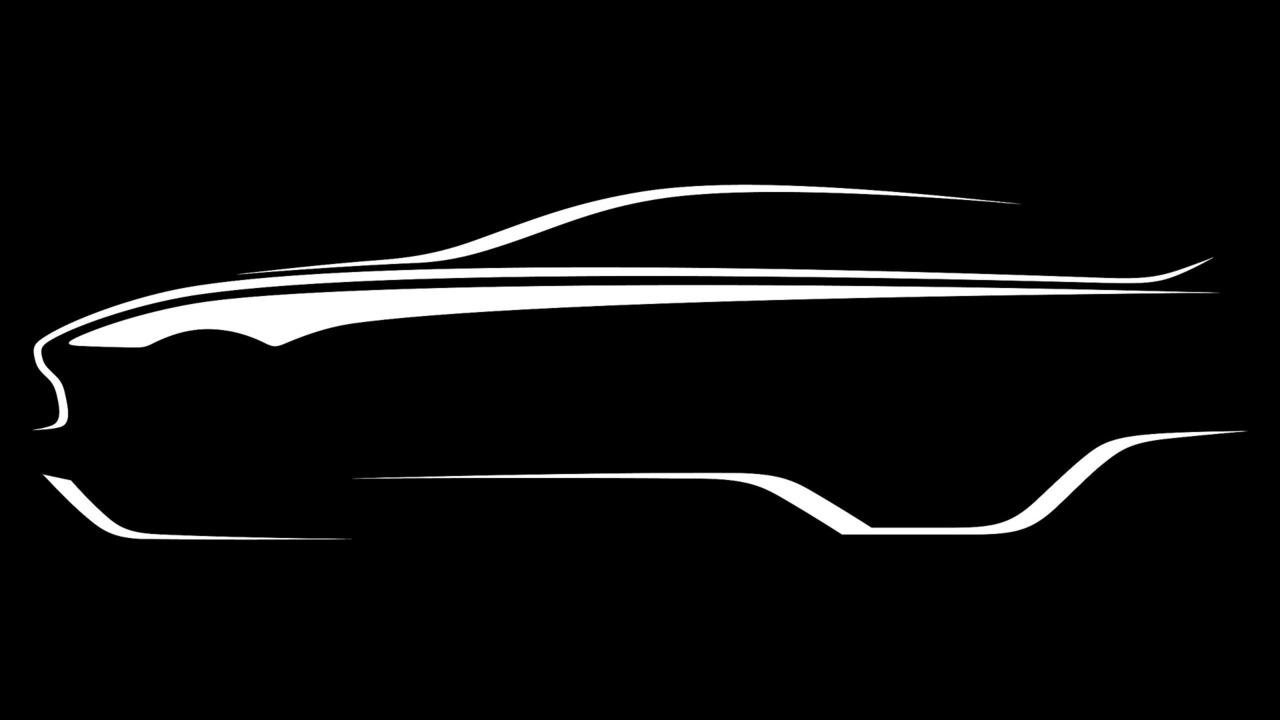 2019 Aston Martin DBX teaser