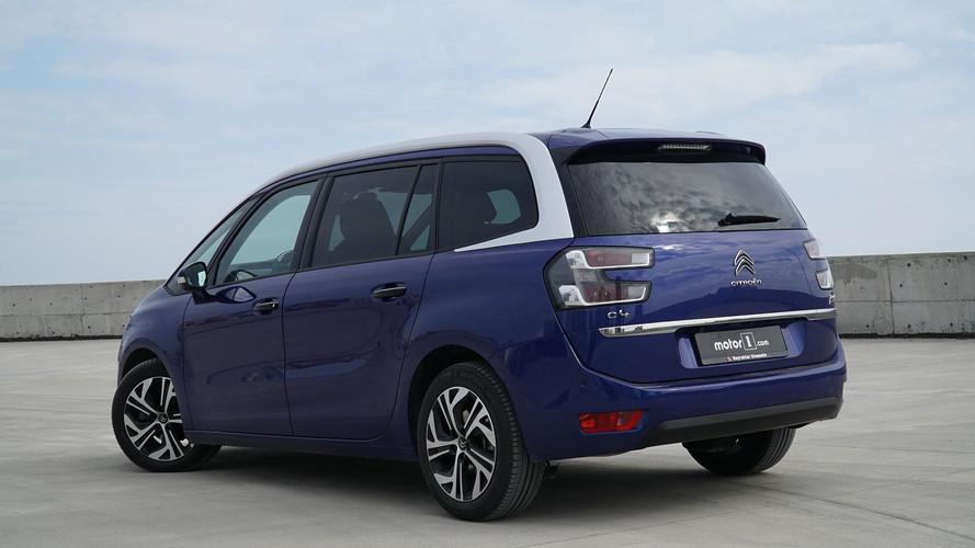 2017 Citroën C4 Grand Picasso 1.6 BlueHDi