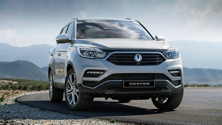 Striking new Ssangyong Rexton goes on sale