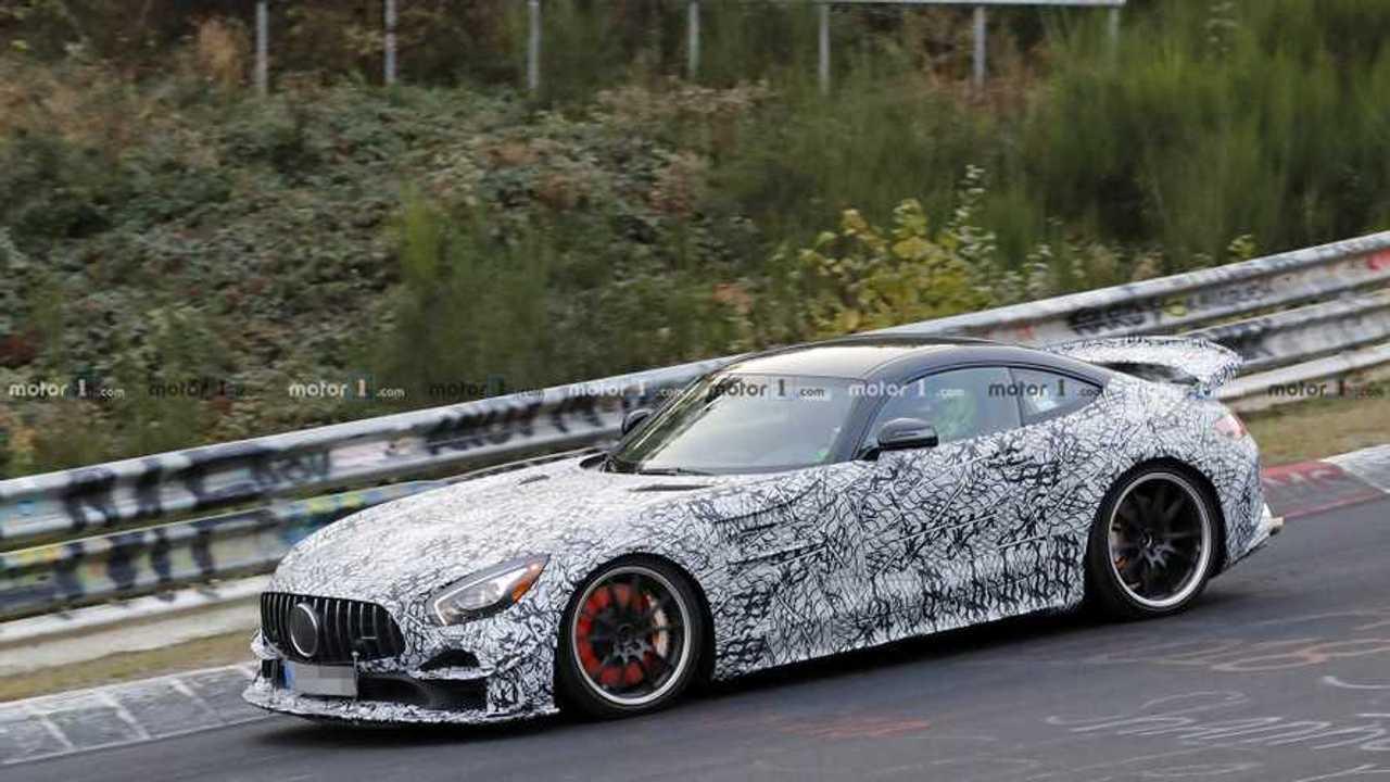 Mercedes-AMG GT R Clubsport