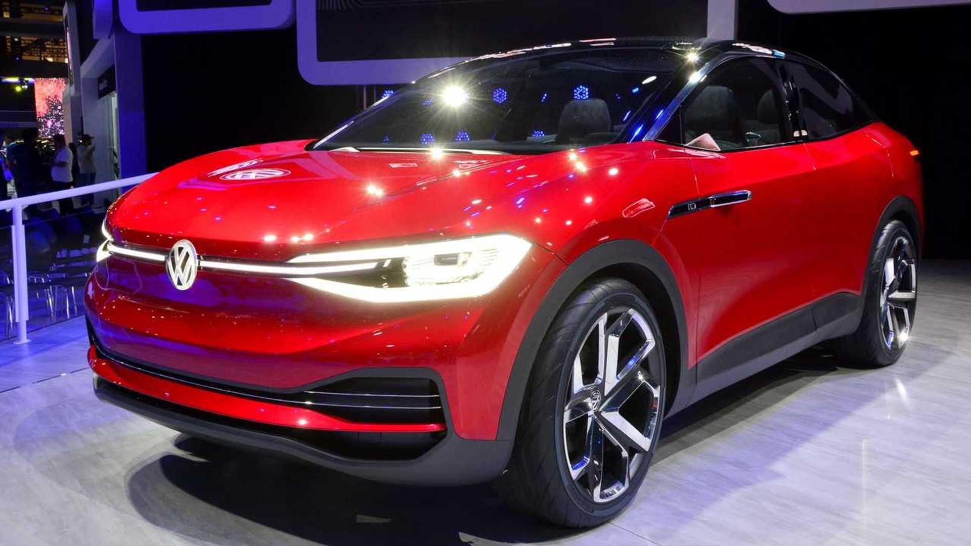 Volkswagen nega possibilidade de fusão com a Ford Volkswagen-i-d-crozz