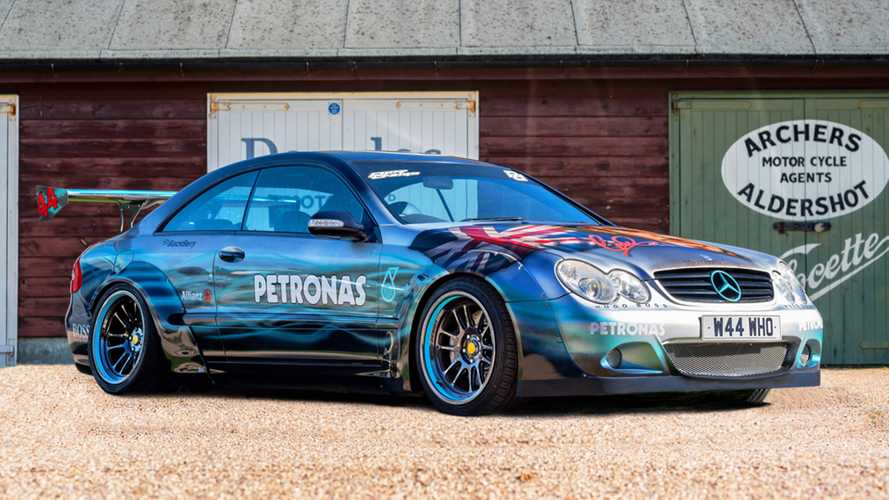Lewis Hamilton Tribute Car Can Be Yours