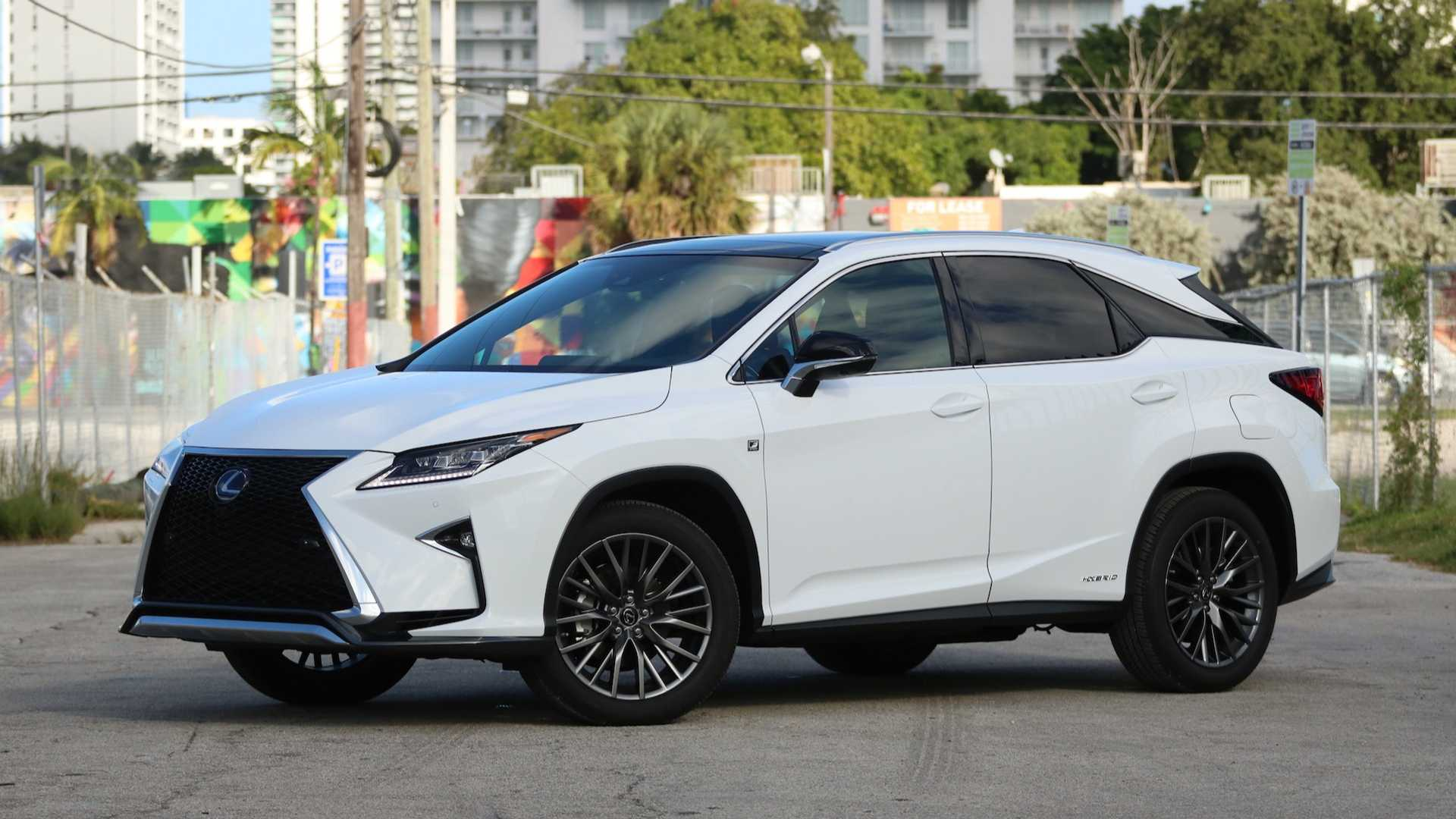 2018 Lexus RX 450h: News, Changes, Price >> 2018 Lexus Rx 450h Review The Original Luxury Crossover Suv