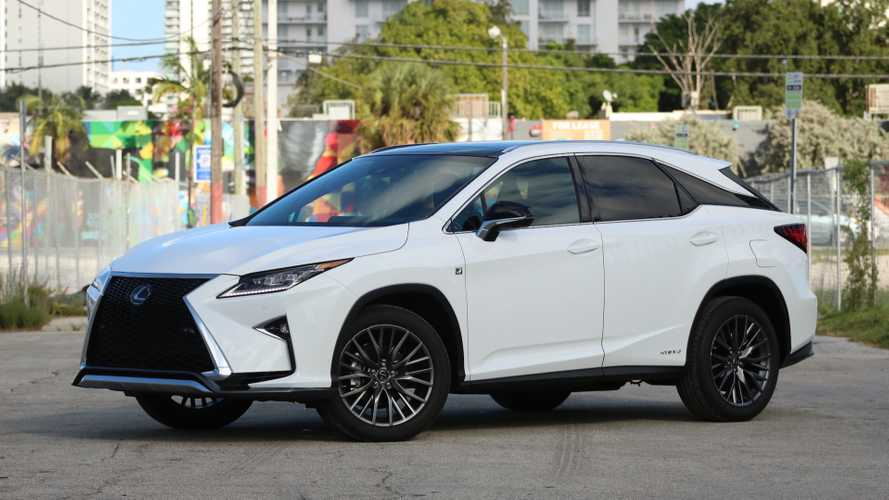 2018 Lexus RX 450h: Review