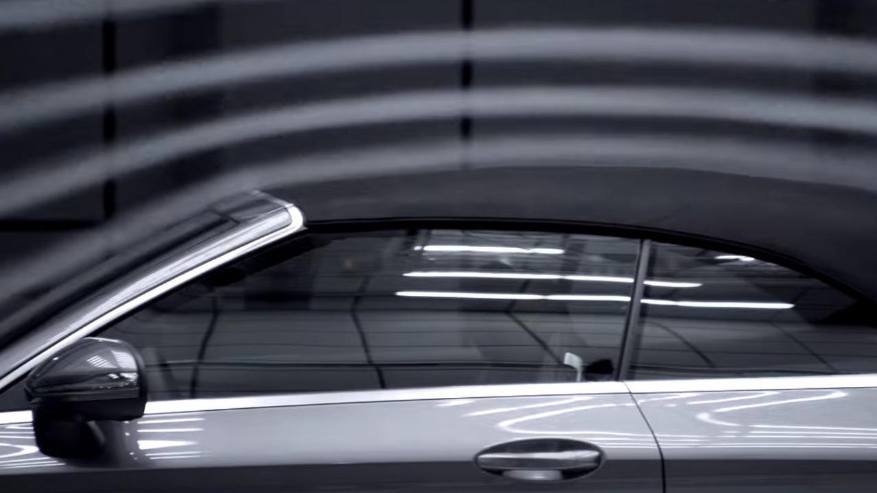 Mercedes Benz C Class Cabriolet Teaser Image Motor1com Photos