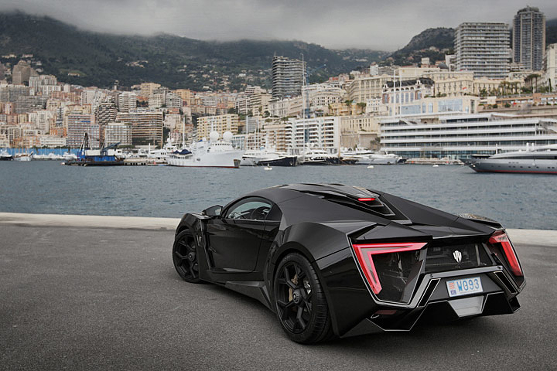 3 4 Million Lykan Hypersport Is About To Get A 1 000 Hp