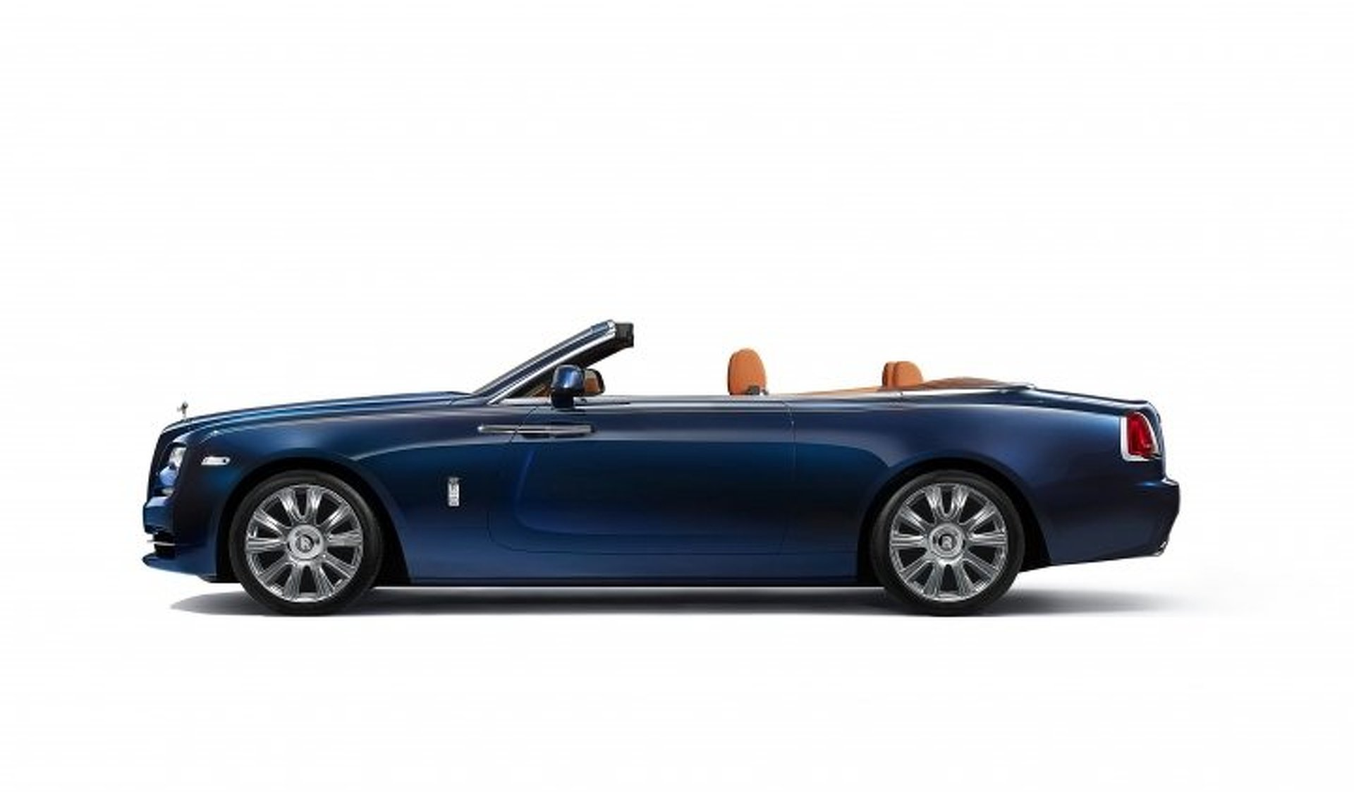 Rolls-Royce Dawn Is the All-New, Four-Seat, Uber-Luxury Convertible