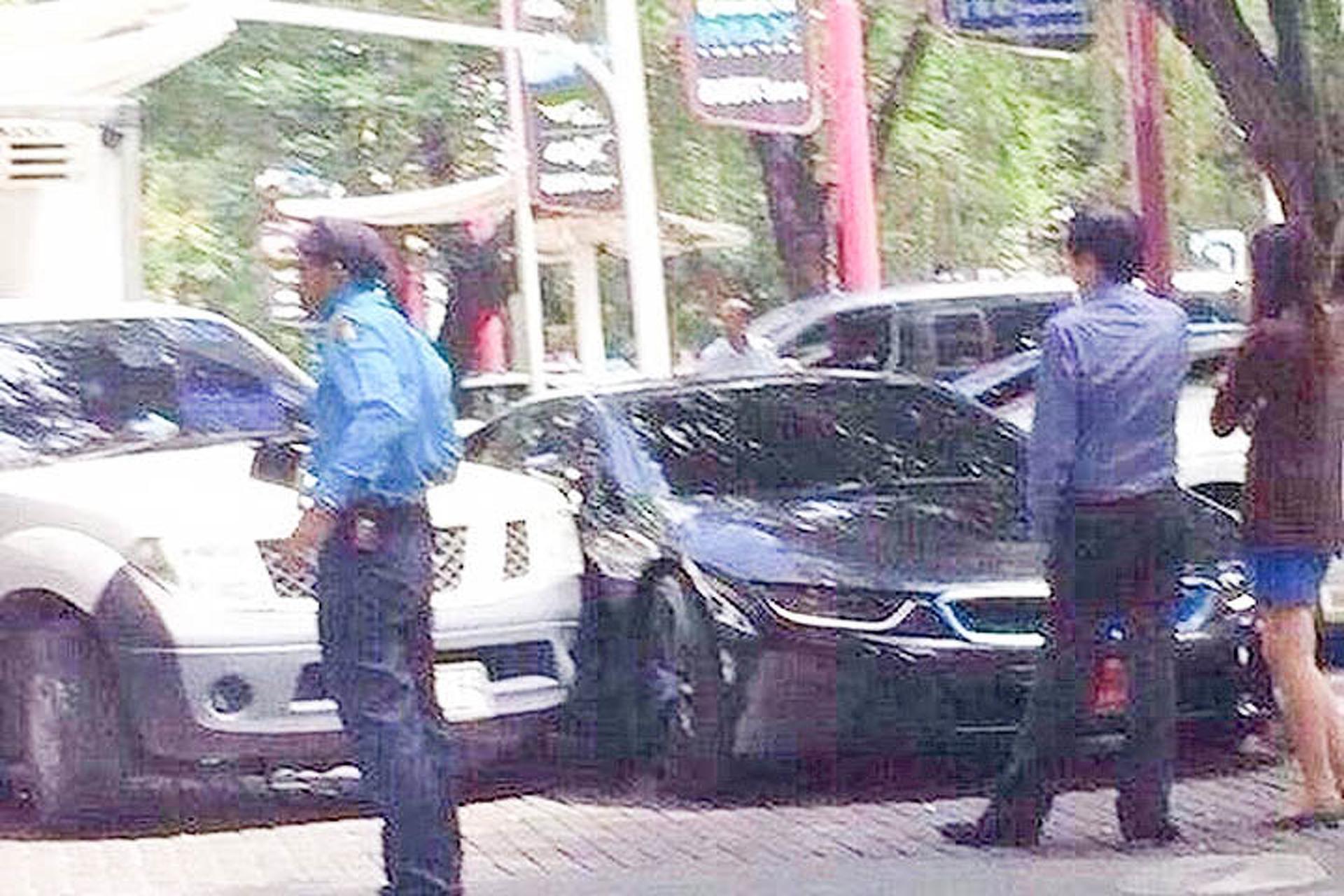 Bmw I8 Crash In Thailand Is World S First