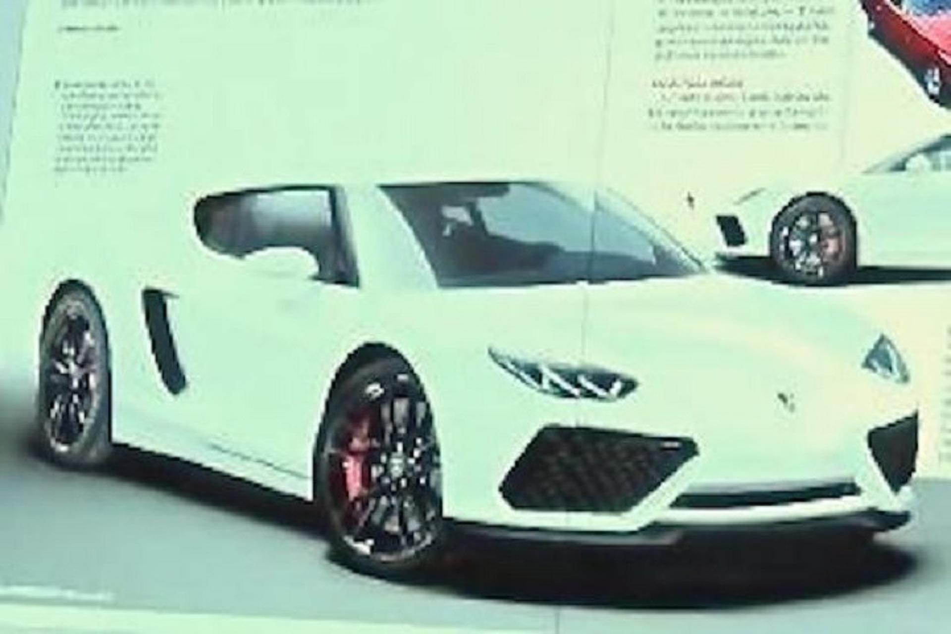 Are You The Lamborghini Asterion Hybrid