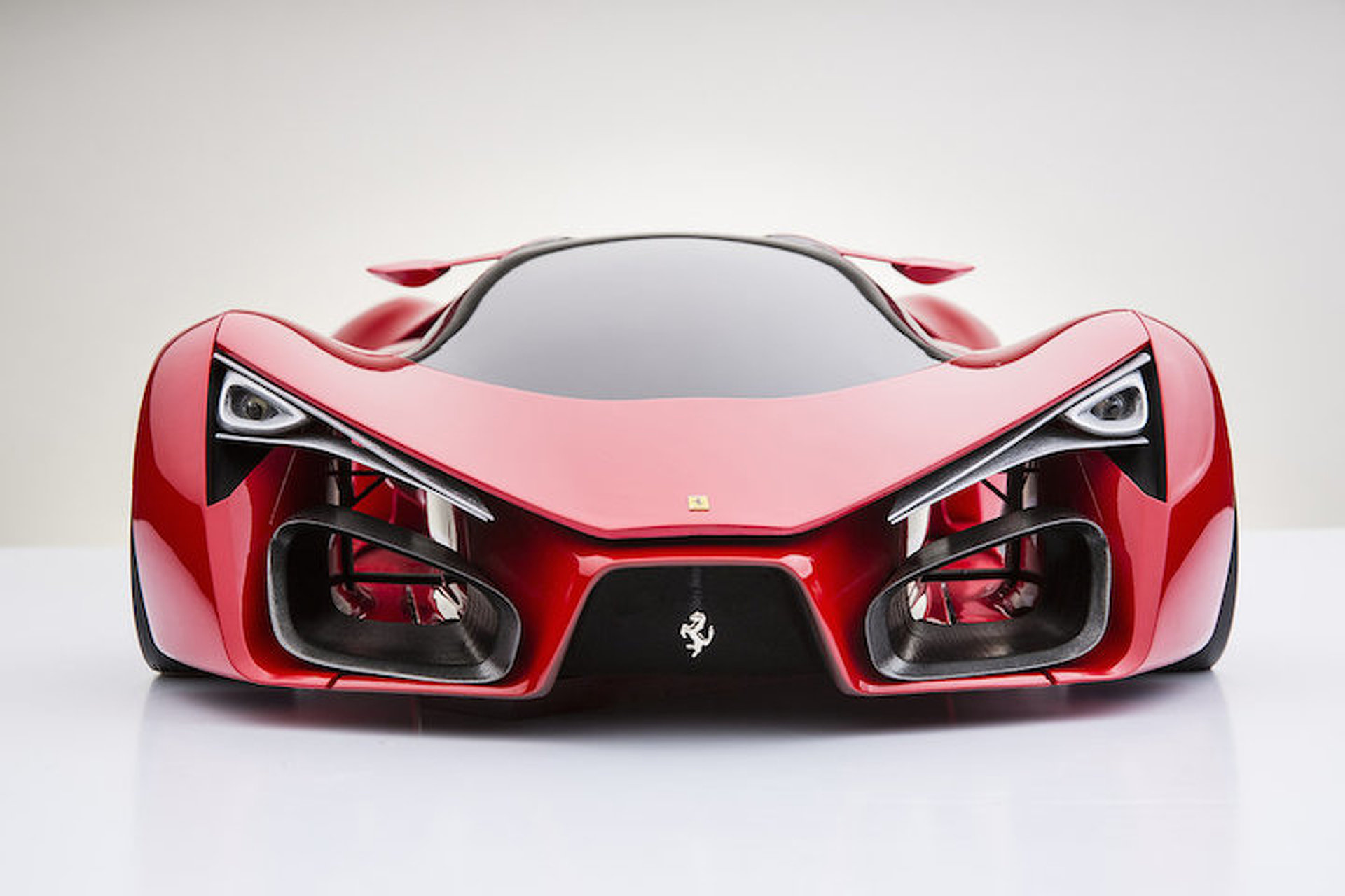 1200hp Ferrari F80 Supercar Could Hit 310mphif It Were Real Electric Car Circuit Diagram