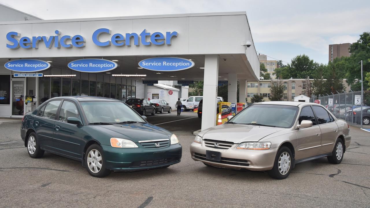 Honda Civic and Accord service