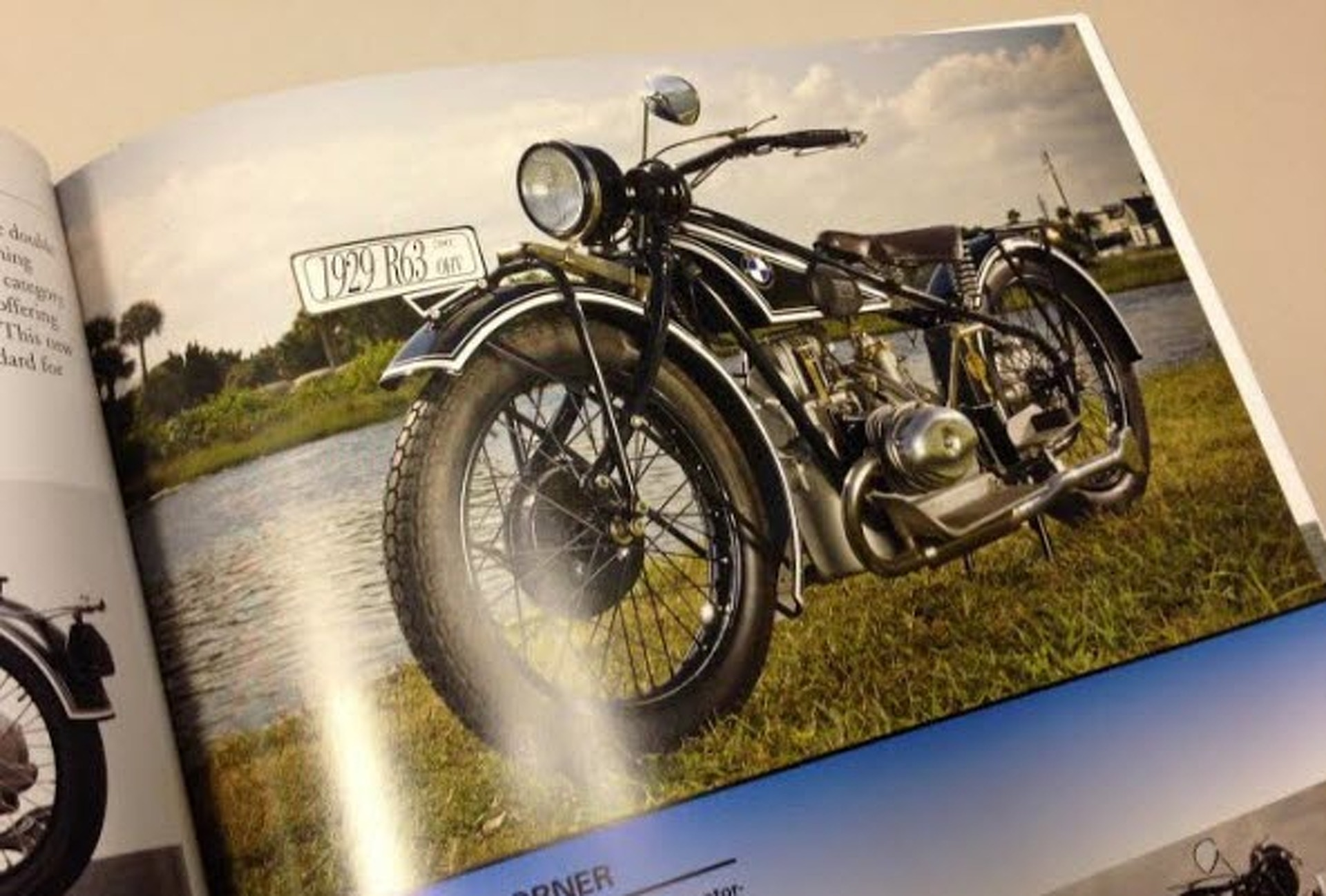 motorcycle photography book  Book Review - BMW: Motorcycles of the Century