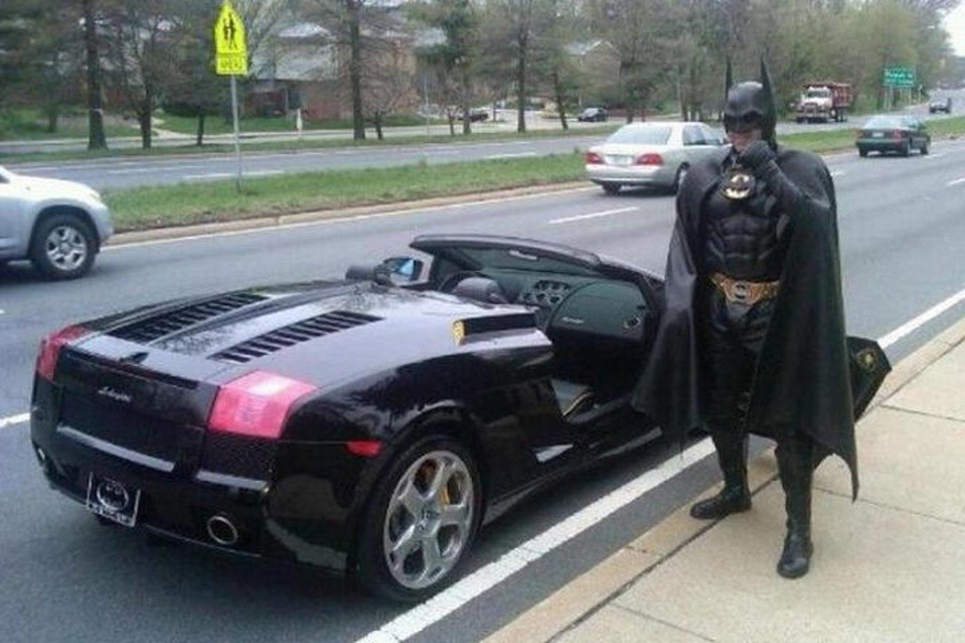 Lamborghini Batman