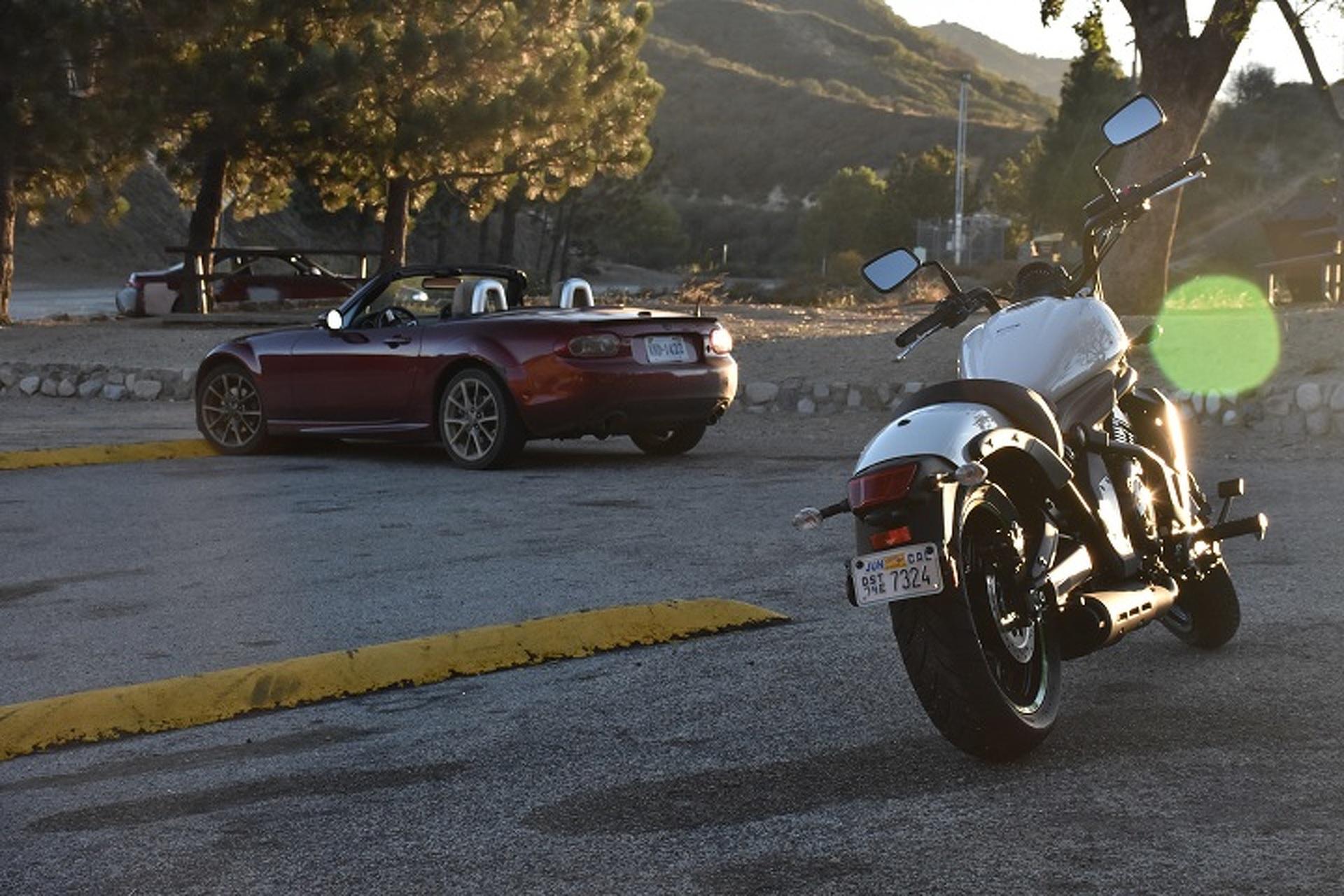 The Kawasaki Vulcan S Will Convince You to Ride