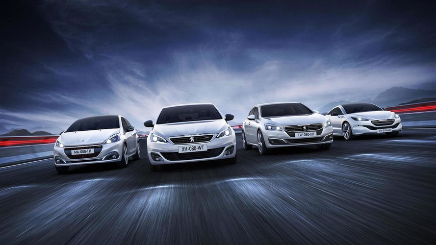 Peugeot announces GT Line trim for 208, 308, 508 and RCZ