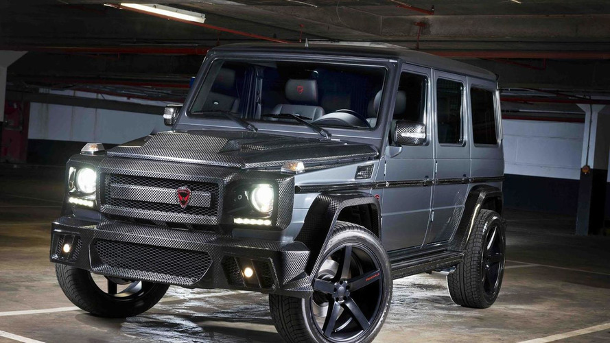 Prindiville Design introduces their G63 AMG based Indomitable G