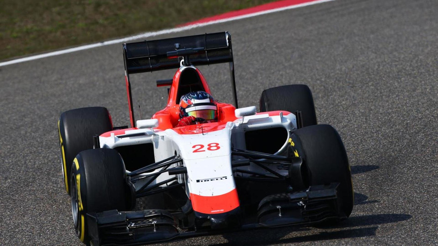 Manor could change livery for Barcelona