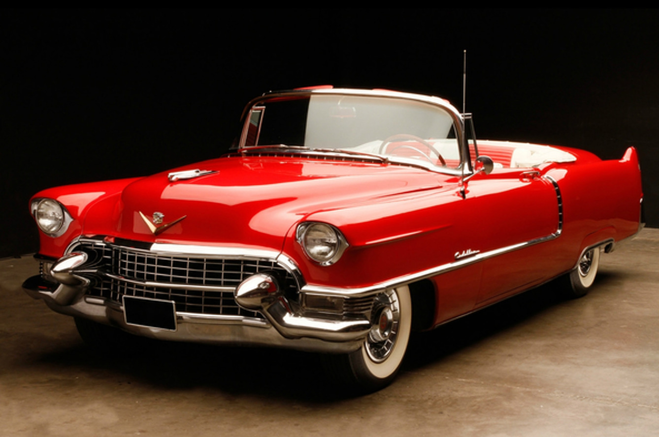 1954 Cadillac Series 62 Convertible Coupe