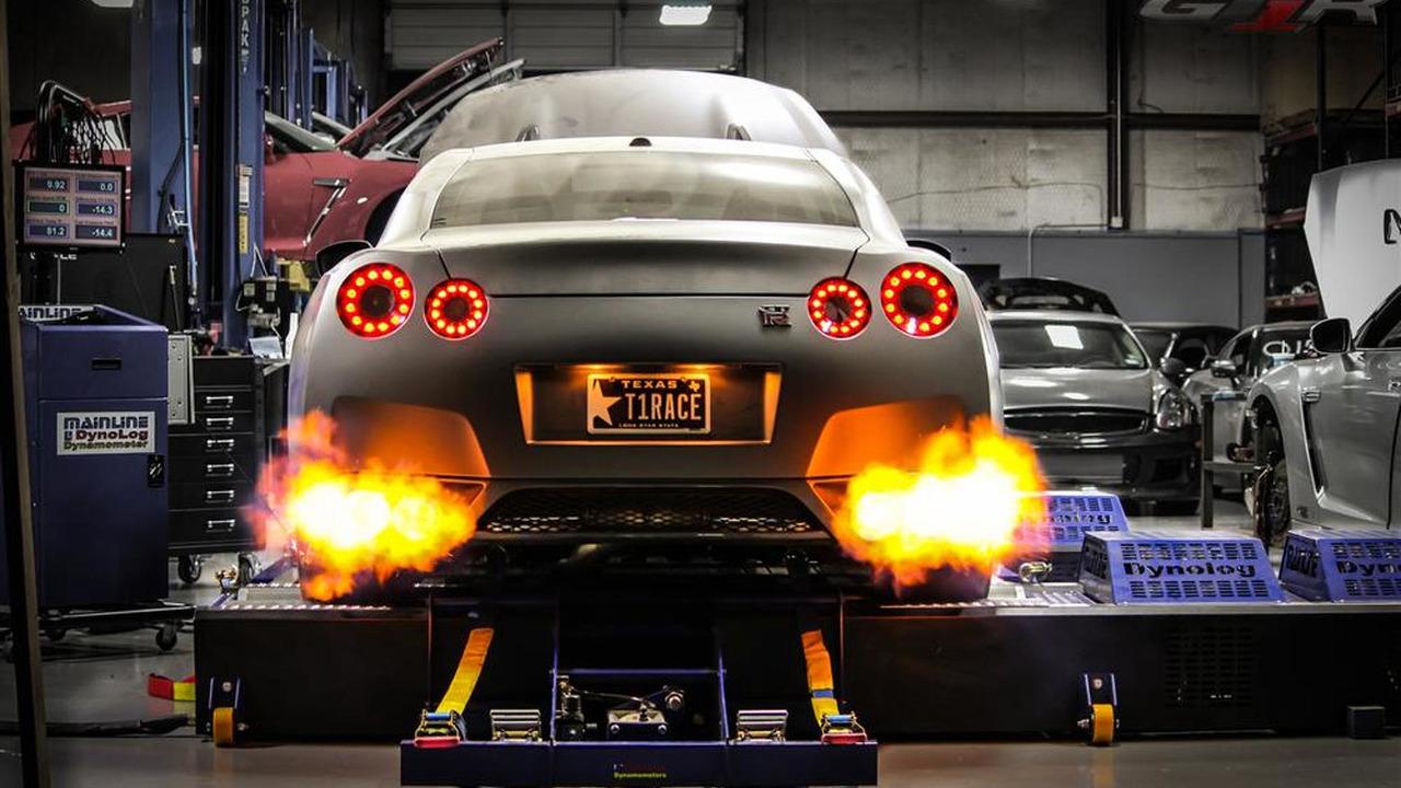 Nissan GT-R by T1 Race Development