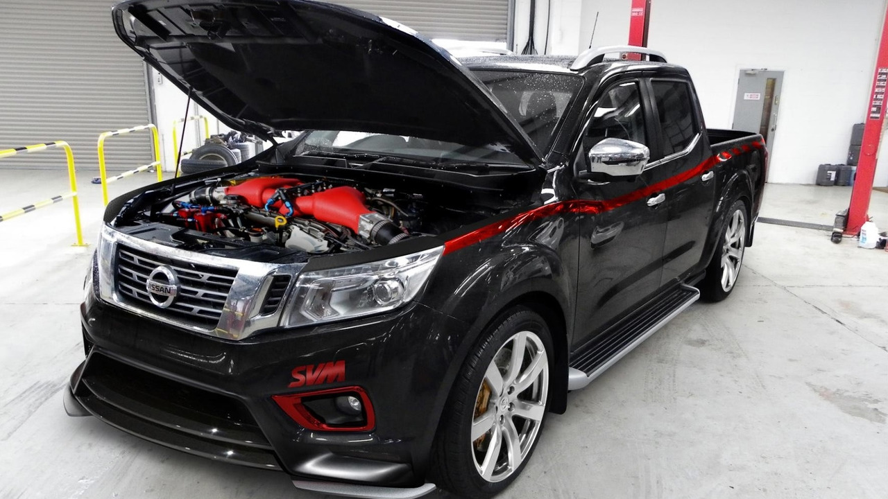 Gallery Nissan Navara By Severn Valley Motorsport