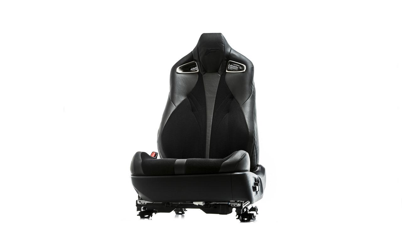 Lexus V-LCRO seating technology