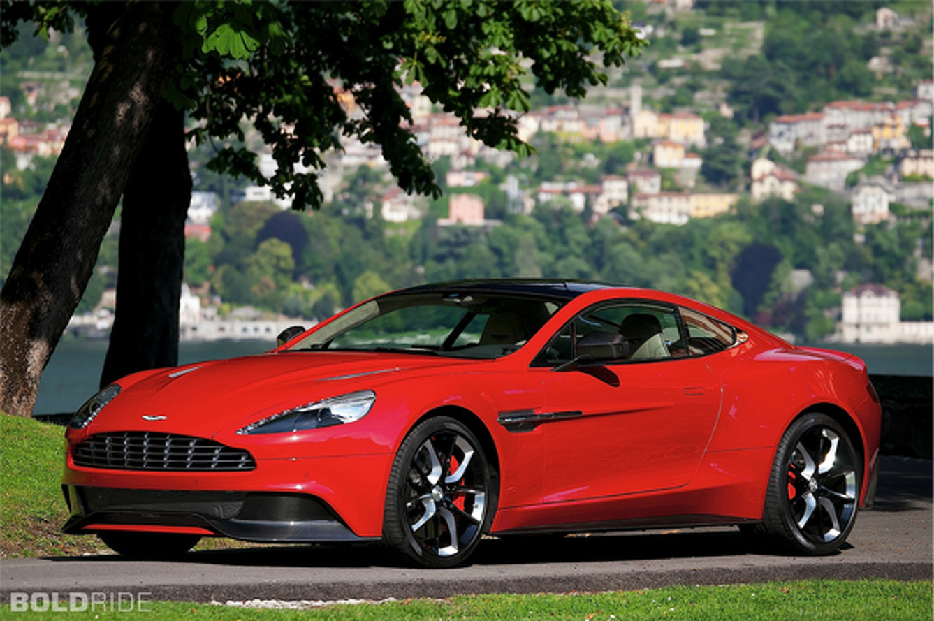 Most Popular: Aston Martin Project AM310 Concept