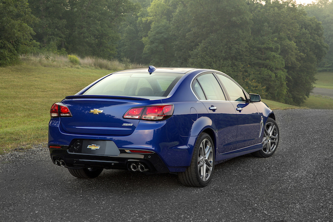 The Chevrolet SS Might, Possibly, Maybe, Get A Second Generation