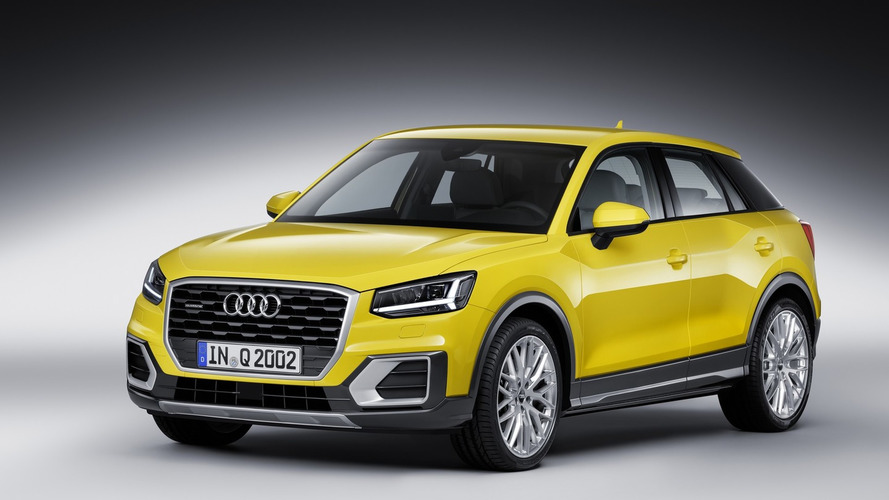Audi SQ2 under consideration with S3 power