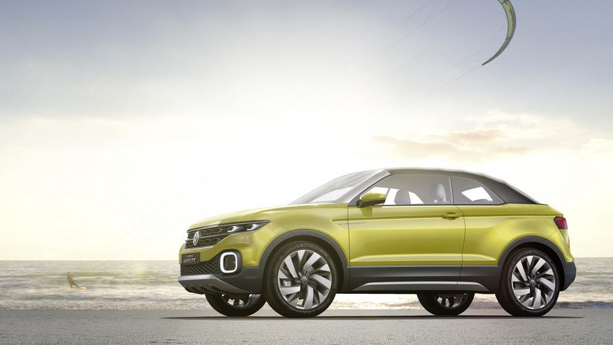 Après le T-Roc, bientôt le VW T-Cross