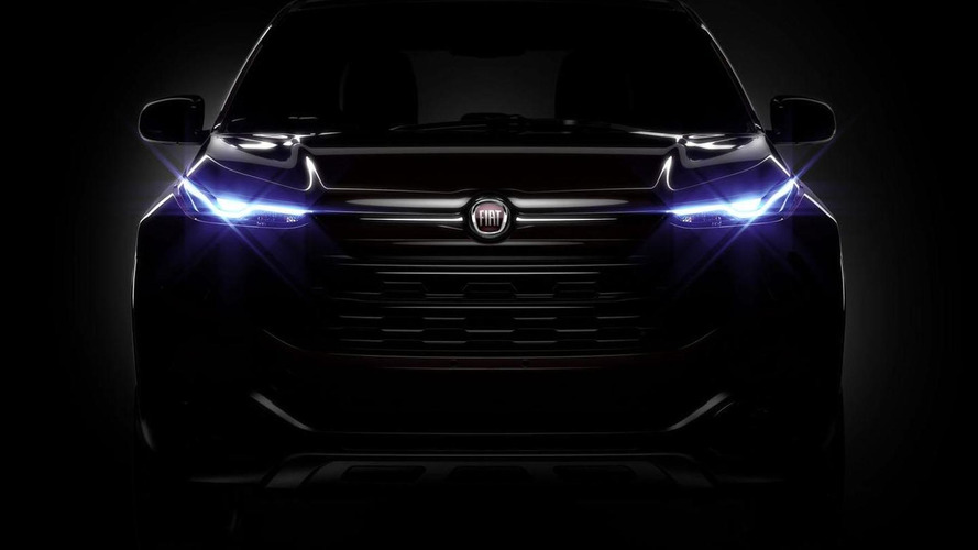 2016 Fiat Toro teased, goes on sale next year