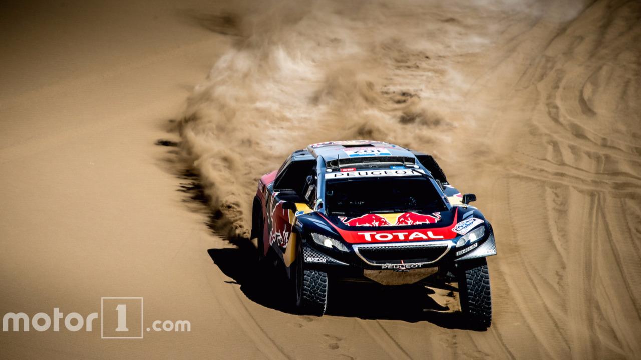 #102 Peugeot - Sébastien Loeb, Daniel Elena