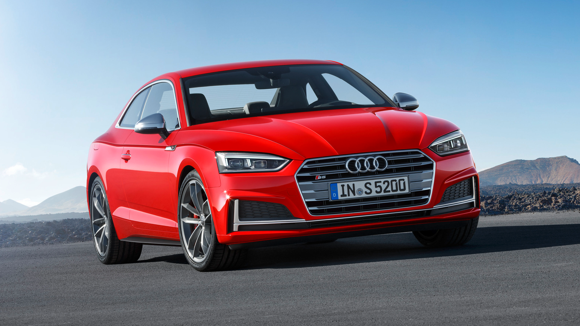 All New Audi A5 S5 Coupes Revealed In Germany