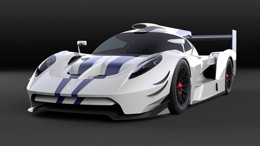 Scuderia Cameron Glickenhaus Reveals New LMP Car To Tackle Le Mans