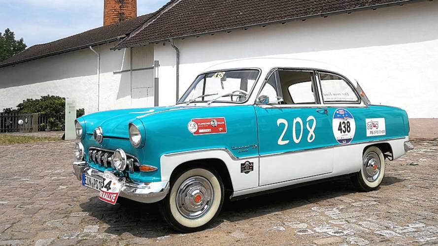Ford Taunus 15M de Luxe (1957)