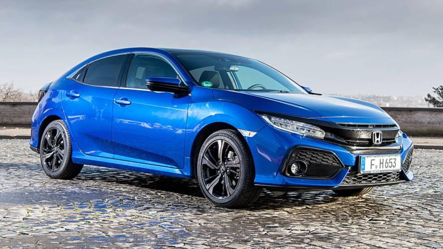 Honda Civic, sul diesel arriva il cambio automatico