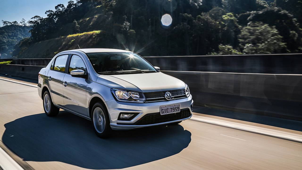 Volkswagen Voyage 1.6 MSI AT6 2019