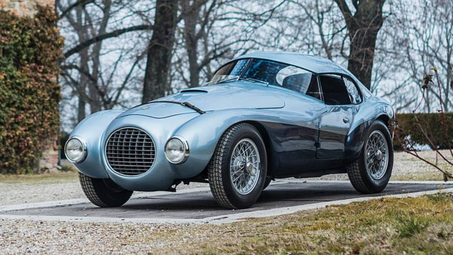 One-Off Ferrari To Make Rare Public Appearance