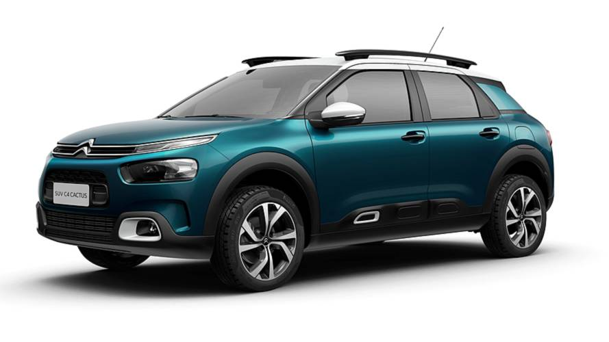 Citroën C4 Cactus: veja versões, preços e equipamentos do novo SUV