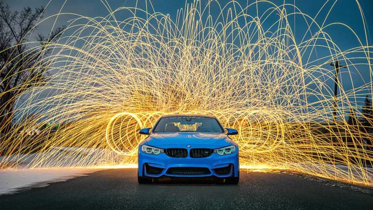 BMW M4 Audi Jin