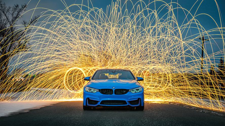 Shot Fired: M4 Photo Sends BMW And Audi Into Twitter Feud