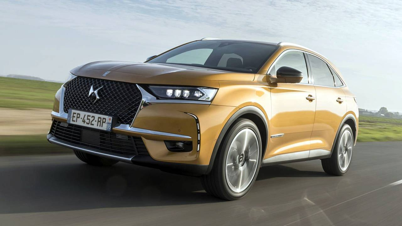 DS 7 Crossback new options