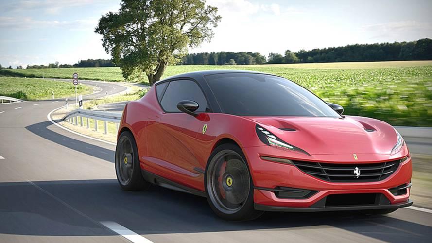 Ferrari bir hot hatch modeli planlıyor olabilir mi?