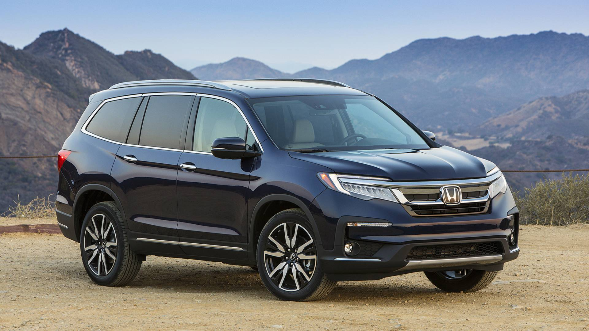 2019 Honda Pilot First Drive Respectfully Refined