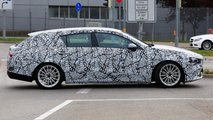2020 Mercedes CLA Shooting Brake spy photo